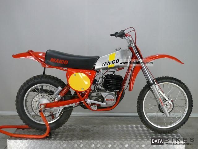 Maico  MC 250 1977 Vintage, Classic and Old Bikes photo