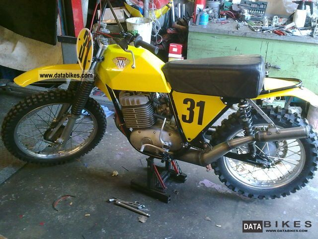 Maico  MC400 1969 Vintage, Classic and Old Bikes photo