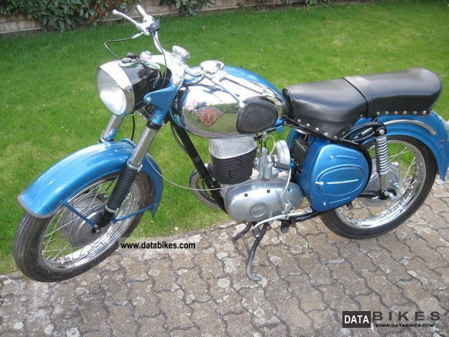 Maico  M 250 SII Blizzard 1968 Vintage, Classic and Old Bikes photo
