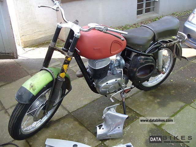 Maico  250 B 1963 Vintage, Classic and Old Bikes photo