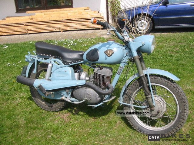 Maico  m250b 1962 Vintage, Classic and Old Bikes photo