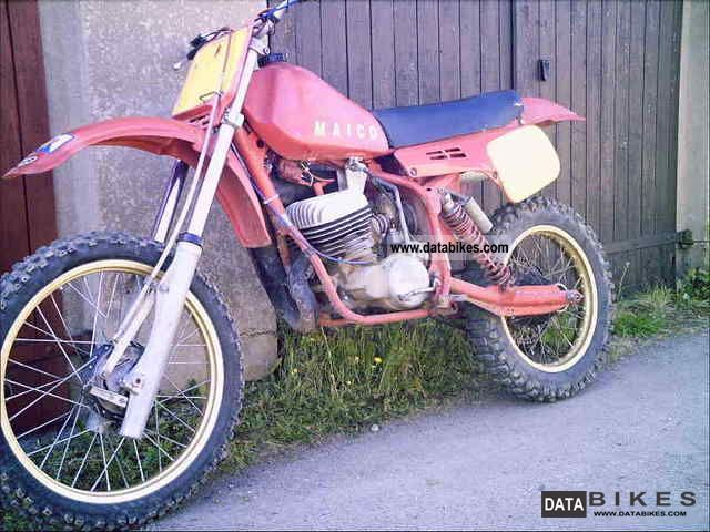 1983 Maico  MC 250 Motorcycle Rally/Cross photo