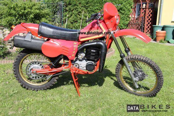 1980 Maico  440 Motorcycle Rally/Cross photo