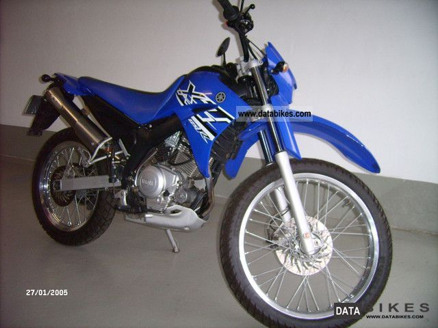 2005 Malaguti  XT 125 Motorcycle Enduro/Touring Enduro photo