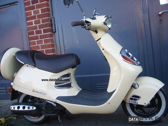 1998 Malaguti  Yesterday Malagutti 50's scooter like new! Motorcycle Scooter photo
