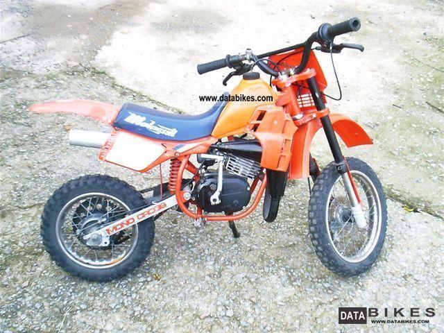2001 Malaguti  Crizzly Motorcycle Rally/Cross photo