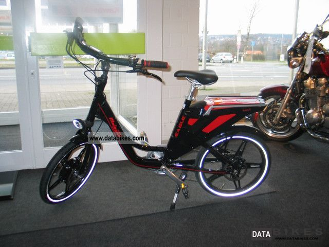 Malaguti  Eagle e-bike free admission 2011 Electric Motorcycles photo