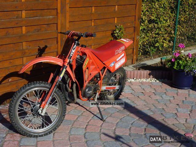 1995 Malaguti  RCX 12 Motorcycle Dirt Bike photo