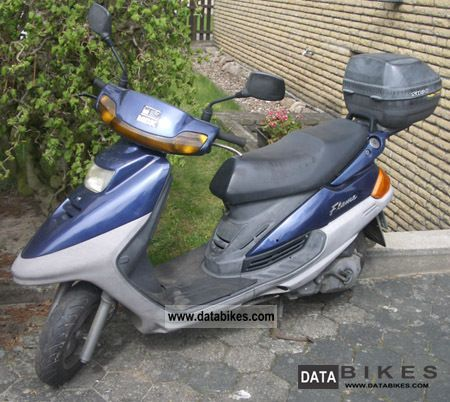 1997 MBK  YAMAHA Flame Motorcycle Scooter photo