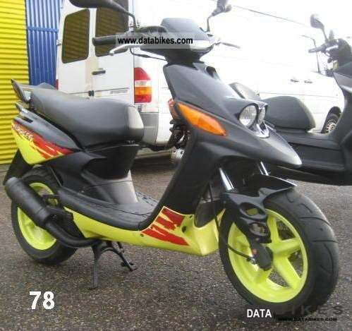 1997 MBK  Booster BWS Bw's Real 50 Special Model TOP Motorcycle Scooter photo