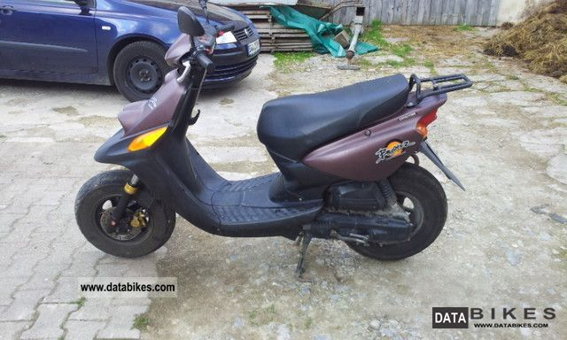 1997 MBK  Booster NG Motorcycle Motor-assisted Bicycle/Small Moped photo