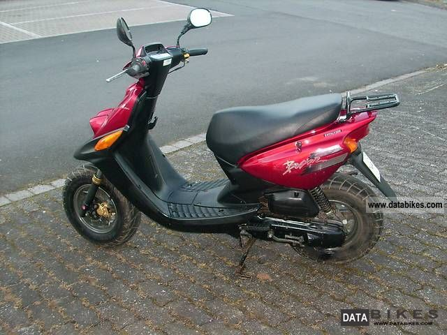 1996 MBK  Booster Motorcycle Scooter photo