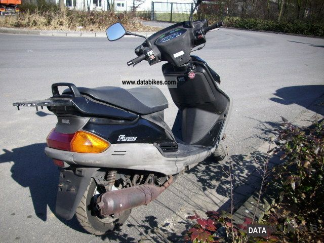 MBK  125 cc, 88 km / h 1997 Scooter photo