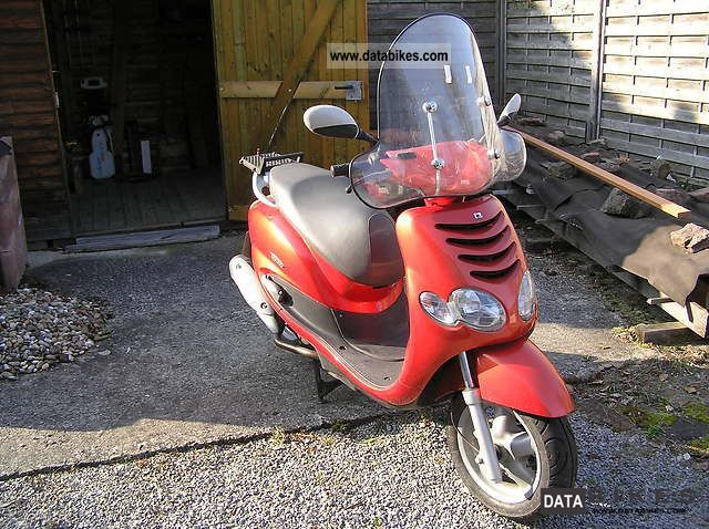 2003 MBK  Doodo Motorcycle Scooter photo