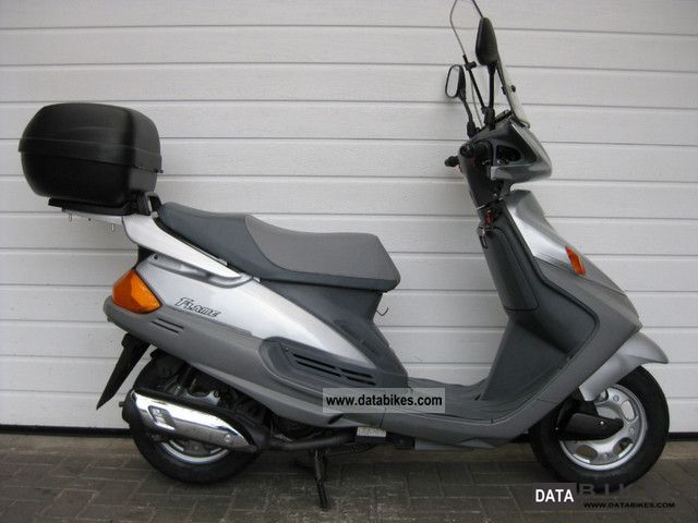 1998 MBK  Flame Yamaha Cygnus 4907 km excellent condition Motorcycle Scooter photo