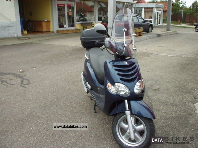 2004 MBK  Doodo GOOD CONDITION Motorcycle Scooter photo