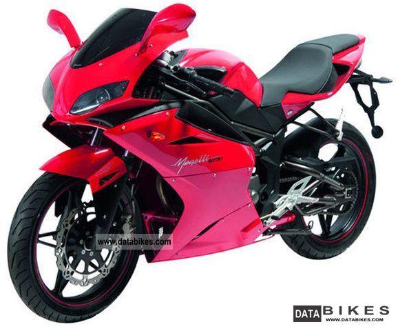 2011 Megelli  Supersport 125cc 125R 8.1 kW/11PS Strassenmotorr Motorcycle Sports/Super Sports Bike photo