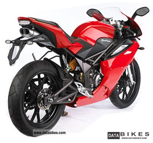 2011 megelli supersport 125cc 125r 8 1 kw 11ps strassenmotorr. Black Bedroom Furniture Sets. Home Design Ideas