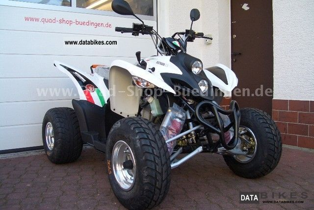 2011 Motobi  Aeon Moto Bionics Bistrada 03.05 Motorcycle Quad photo