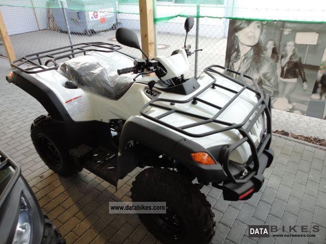 Motobi  Moto 6.0 Bionics 4x4 LOF * Gerry Mayr Edition * 2011 Quad photo