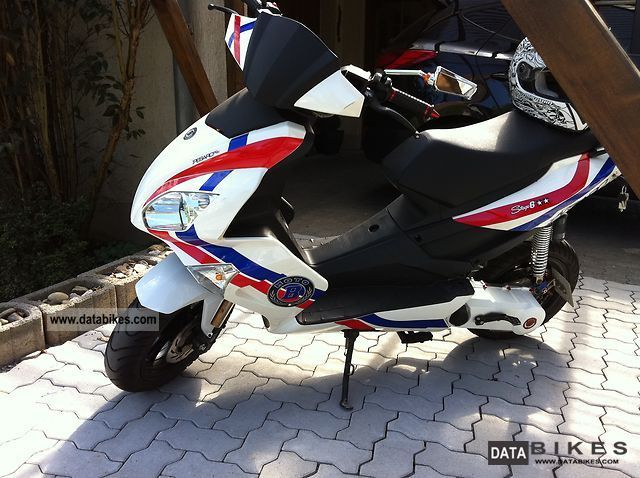 2009 Motobi  Pesaro50 Motorcycle Motor-assisted Bicycle/Small Moped photo