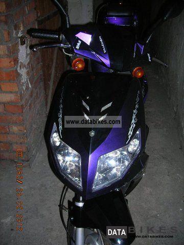 2009 Motobi  FLAMING50 Motorcycle Other photo