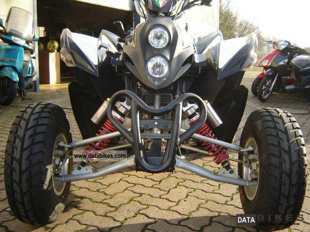 2011 Motobi  Bistrada 3.5 Motorcycle Quad photo