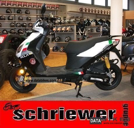 2011 Motobi  Imola 50 SE Motorcycle Scooter photo