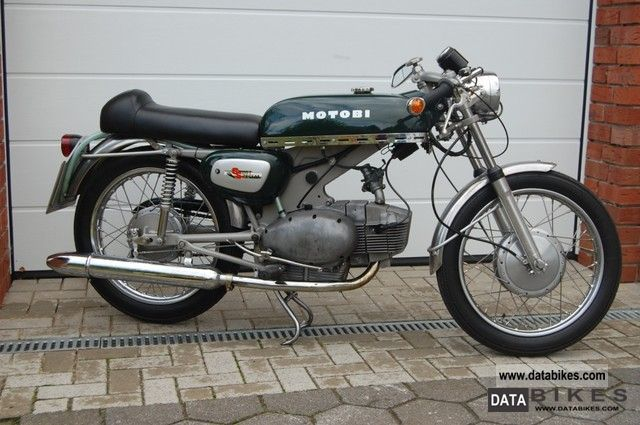 Motobi  125 SS 1972 Vintage, Classic and Old Bikes photo