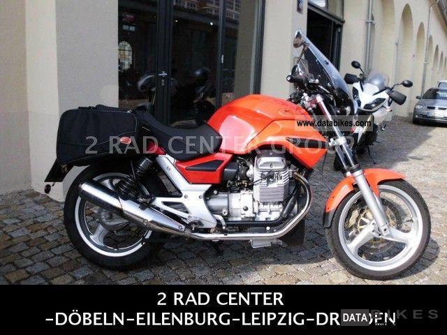 2008 Moto Guzzi  Breva 750 i.e. / Dresden Motorcycle Motorcycle photo