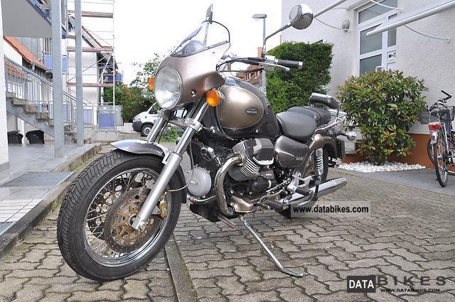 2005 Moto Guzzi  California Titanium Motorcycle Chopper/Cruiser photo