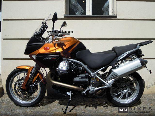 2011 Moto Guzzi  Stelvio 1200 8V ABS Motorcycle Enduro/Touring Enduro photo