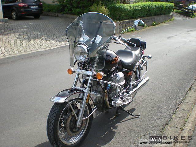 1994 Moto Guzzi  California Motorcycle Chopper/Cruiser photo