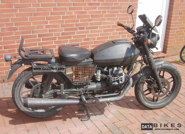 Moto Guzzi  V35 1982 Motorcycle photo