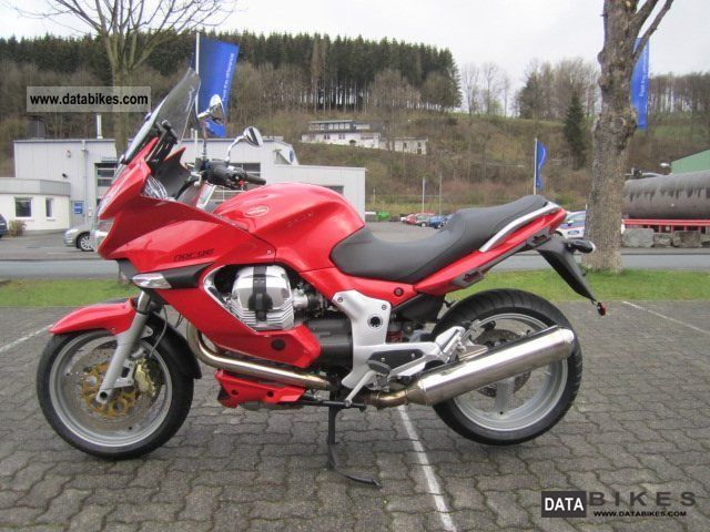 2007 Moto Guzzi  Norge 1200 GT Motorcycle Sport Touring Motorcycles photo