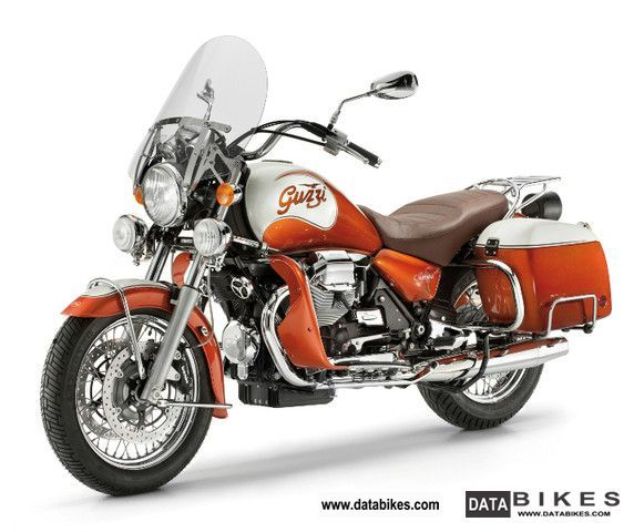 2011 Moto Guzzi  California Anniversario Motorcycle Chopper/Cruiser photo