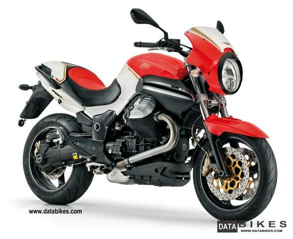 2011 Moto Guzzi  1200 Sport 4V ABS Motorcycle Sports/Super Sports Bike photo
