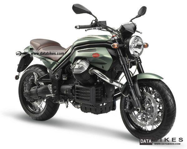 2011 Moto Guzzi  Griso 8V Special Edition Motorcycle Naked Bike photo