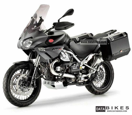 Moto Guzzi  Stelvio 1200 8V NTX ABS 2011 Enduro/Touring Enduro photo