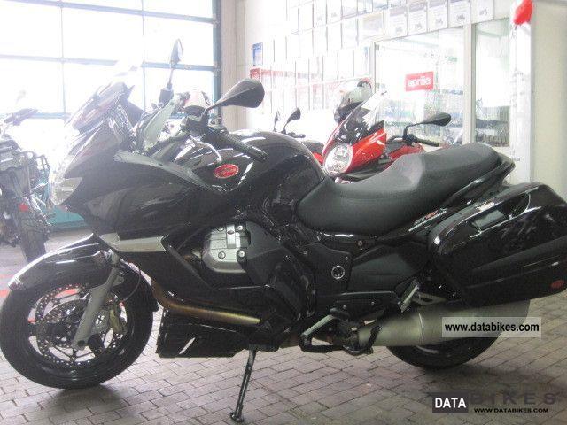 2010 Moto Guzzi  Norge GT 8V EU Motorcycle Motorcycle photo