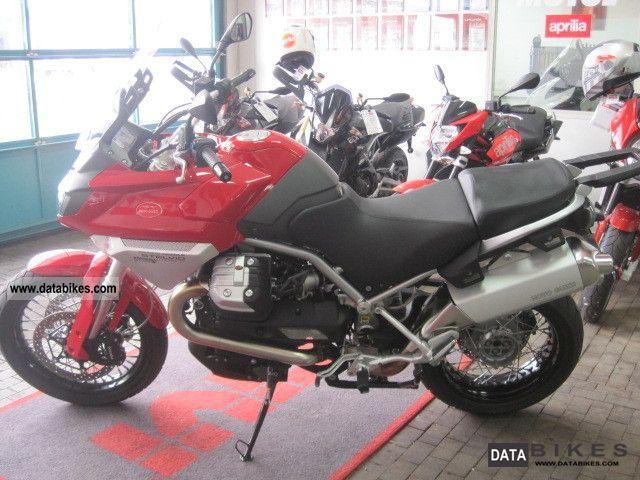 2010 Moto Guzzi  Stelvio 1200 ABS Motorcycle Motorcycle photo