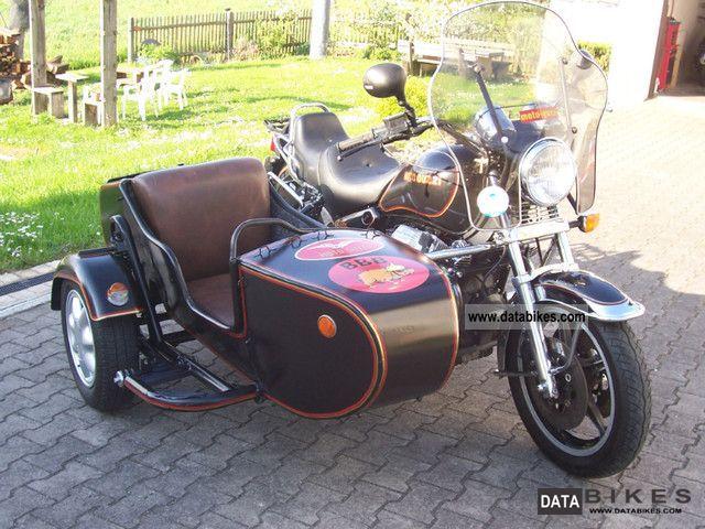 1988 Moto Guzzi  California 3 Motorcycle Combination/Sidecar photo