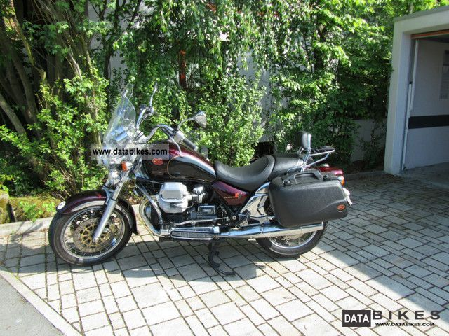 2006 Moto Guzzi  California EV Motorcycle Chopper/Cruiser photo