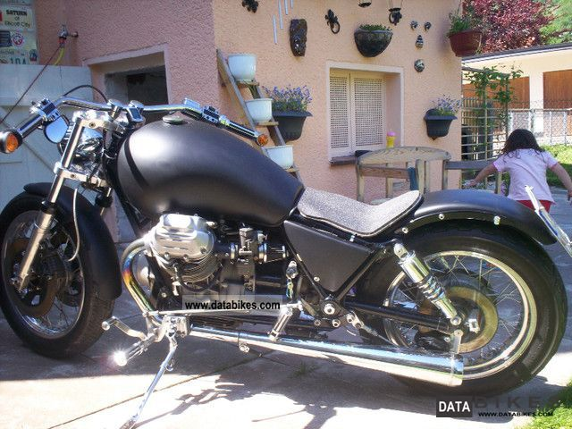 Moto Guzzi  T3 1977 Vintage, Classic and Old Bikes photo