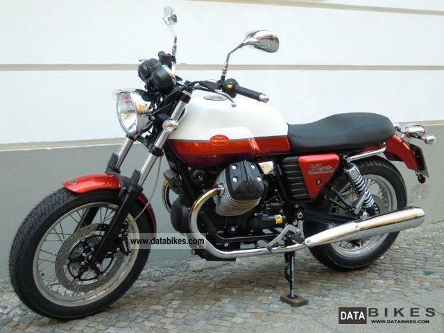 2012 Moto Guzzi  V7 Special Motorcycle Motorcycle photo