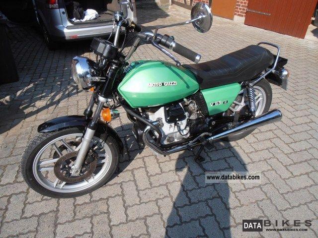 1981 Moto Guzzi  V65 II Motorcycle Naked Bike photo
