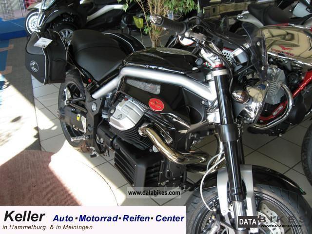 2011 Moto Guzzi  Griso 8V Sport Touring Motorcycle Streetfighter photo