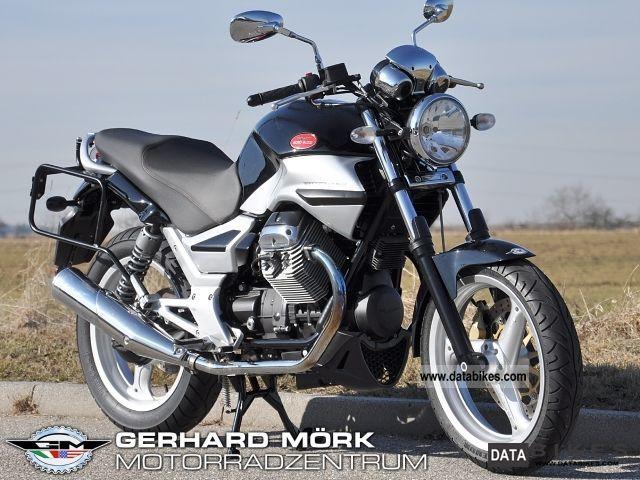 Moto Guzzi  Breva 750 i.e. 2010 Motorcycle photo