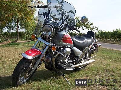 1998 Moto Guzzi  California 1100i 75 Anniversario Motorcycle Tourer photo