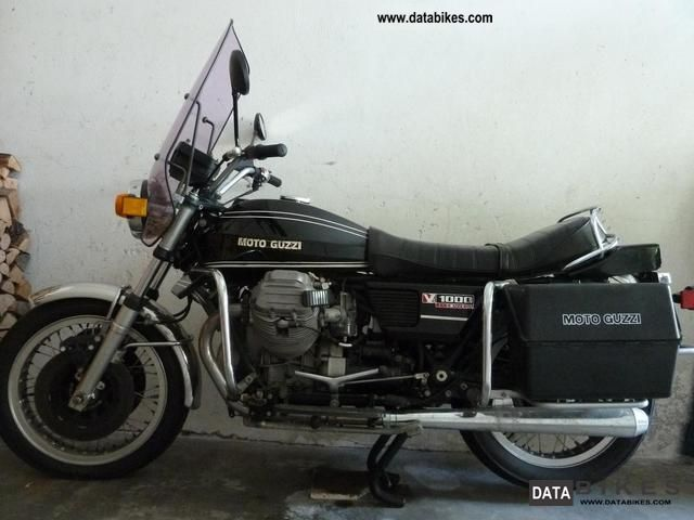 Moto Guzzi  Idro V1000 Convert 1975 Vintage, Classic and Old Bikes photo